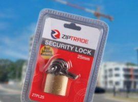 25mm ZIPTRADE Security Padlock