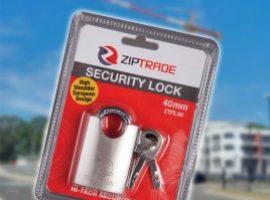 40mm ZIPTRADE Security Padlock