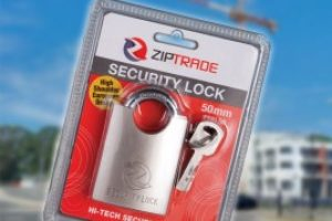 50mm ZIPTRADE Security Padlock