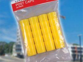 ANWAL Star Post Cap (20 Pack)