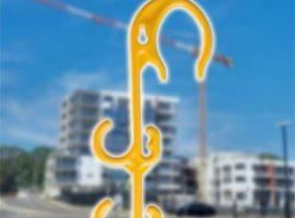 ZIPTRADE Electrical Lead Hook (2 Pack)