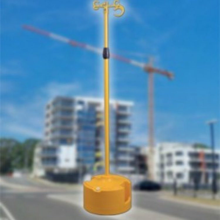 ZIPTRADE Electrical Lead Stand/SafeBase