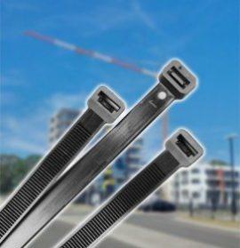 Black Nylon Cable Ties