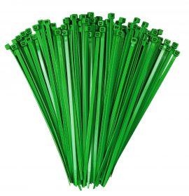 Green Nylon Cable Ties