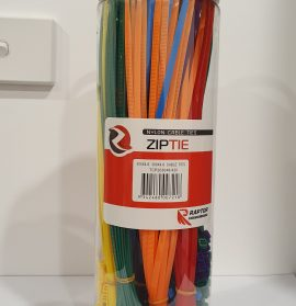 Mixed Colour Nylon Cable Ties