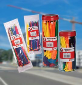Assorted Nylon Cable Tie Packs & Cable Tie Tools
